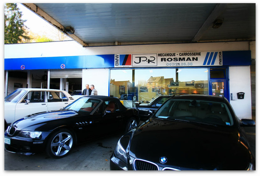 Bienvenu sur le site web du garage rosman garage rosman for Garage mecanique bmw